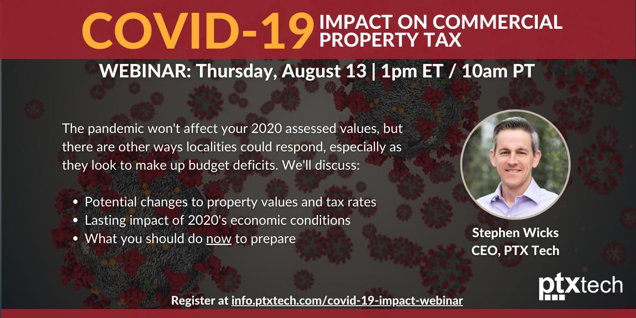 COVID-19 Webinar on August 13