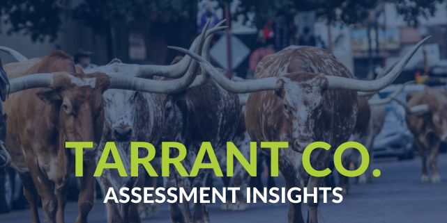 Tarrant County Appraisal District Assessment Insights
